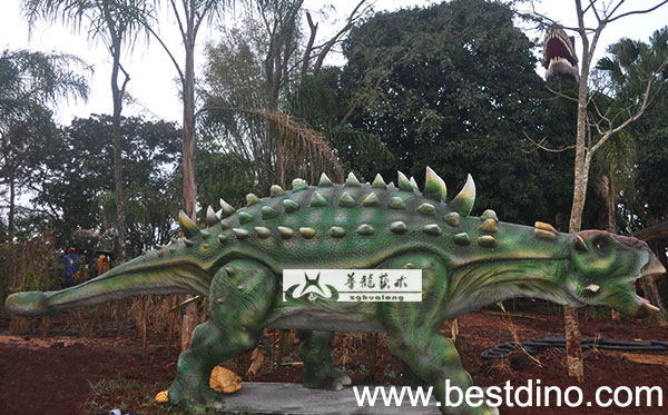 animatronic dinosaur life-sized raptor for sell