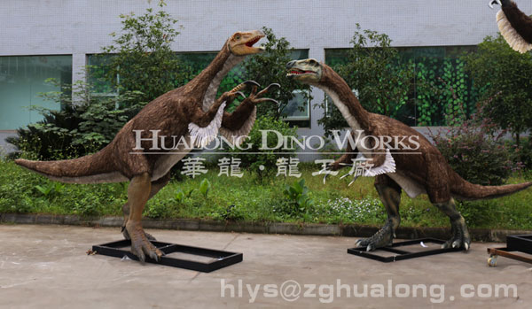 high quality dinosaur statues