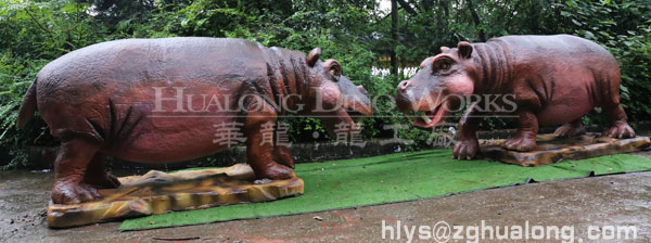 wild animal statues for sale